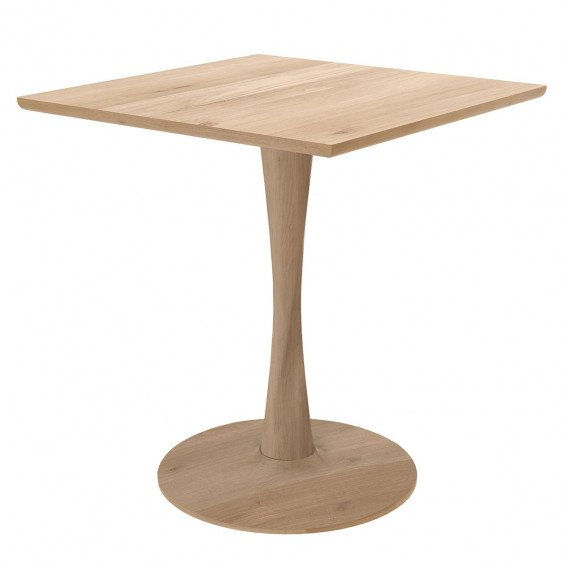 Ethnicraft Torsion Square Eettafel