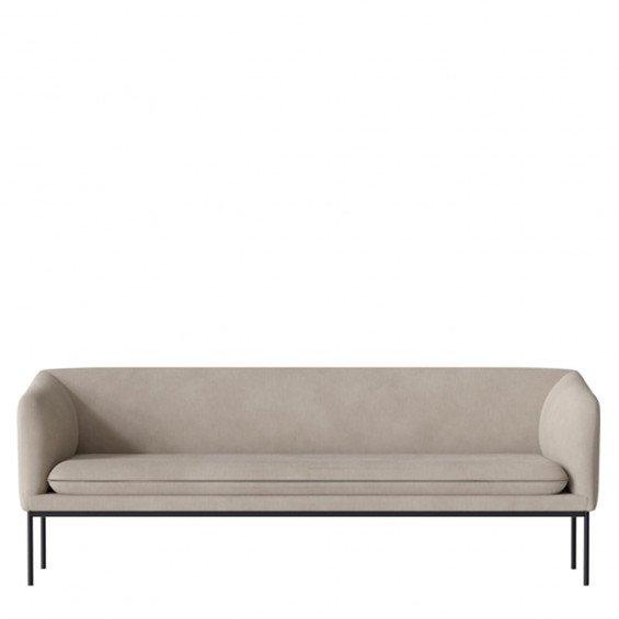 Ferm Living Turn Sofa 3 Bank Katoenmix