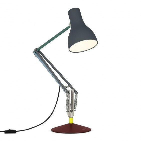 Anglepoise Type 75 Paul Smith Edition Four Bureaulamp