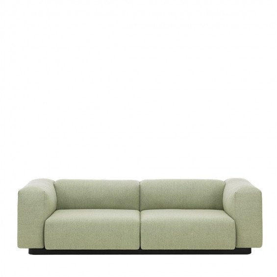 Vitra Soft Modular Sofa 2-zits Bank