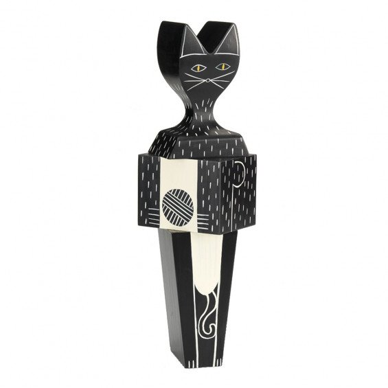 Vitra Wooden Doll Cat