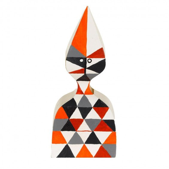 Wooden Dolls No. 12 Pop
