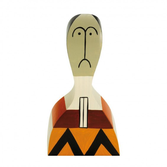 Wooden Dolls No. 17 Pop