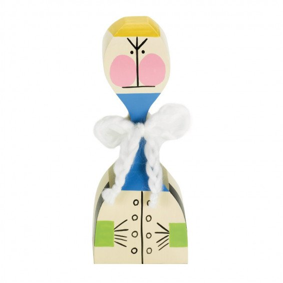 Wooden Dolls No. 21 Pop