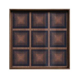 Square Dienblad