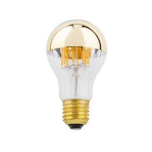 LED E27 6W Gouden Kopspiegel