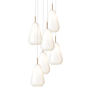 Anoli 6 Hanglamp