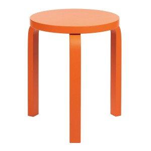 MisterDesign Limited Edition Imperial Orange 60 Stool