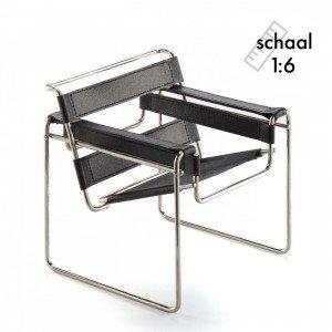 B3 Wassily Stoel Miniatuur