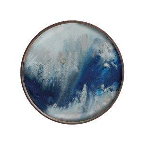 Blue Mist Organic Dienblad