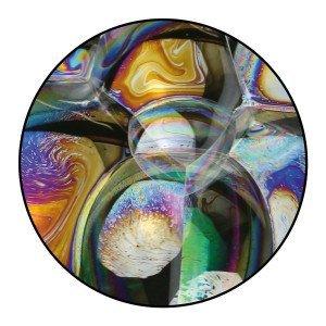 Bubble Zoom Vloerkleed