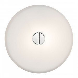 Button Mini Wand- plafondlamp