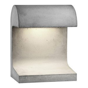 Casting Concrete Outdoor Vloerlamp