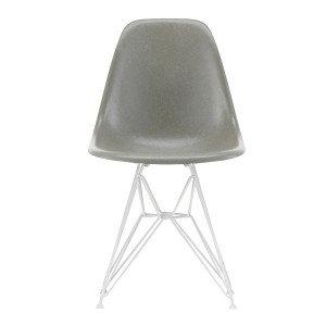 Eames Fiberglass Chair DSR Wit