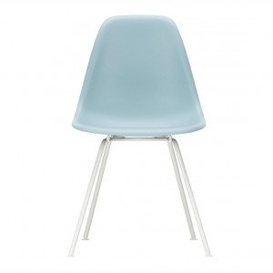 Eames Plastic Chair DSX Wit