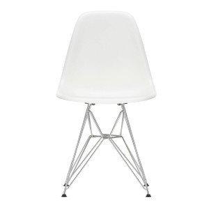 Eames Plastic Chair DSR Chroom