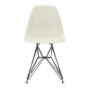 Eames Plastic Chair DSR Zwart