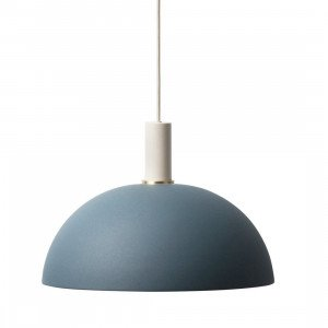 Collect Dome Donkerblauw Low Hanglamp
