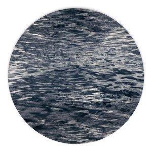 Fluid Round Vloerkleed
