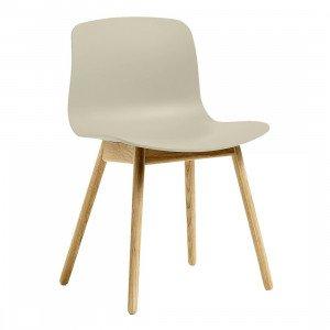 About A Chair AAC 12 Stoel Naturel Gelakt