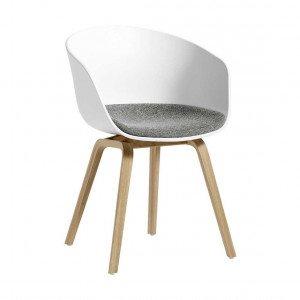 About a Chair AAC 22 Stoel Met Vast Zitkussen
