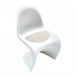 Panton Chair Zitkussen Anti-slip 10 mm. Gevuld