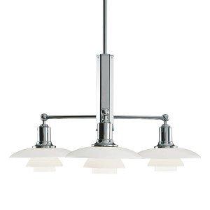 PH 2/1 Stem Hanglamp
