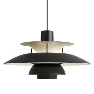 PH 5 Hanglamp Monochroom