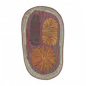 Amoeba Vloerkleed