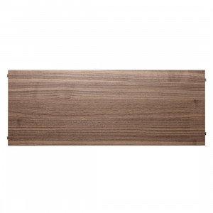 Legplank Walnoot, set van 3