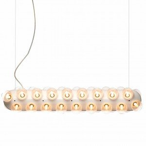 Prop Light Double Horizontal Hanglamp
