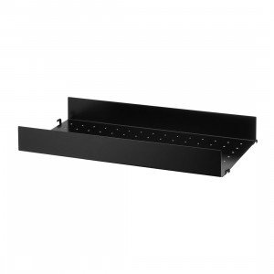 Metal Shelf High Edge