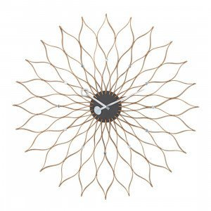 Sunflower Klok