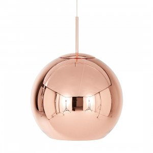 Copper Round Ø25 Hanglamp