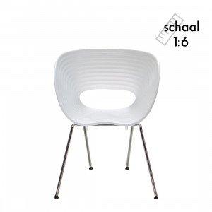 Tom Vac Chair Miniatuur