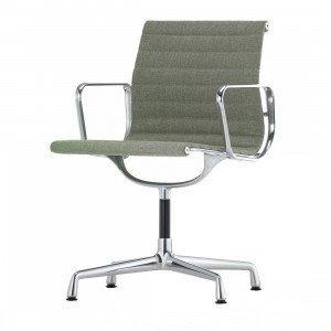 Aluminium Chair EA 104, draaibaar