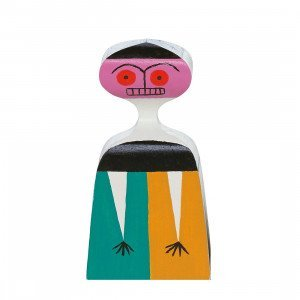 Wooden Dolls No. 3 Pop