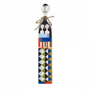 Wooden Dolls No. 5 Pop