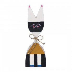 Wooden Dolls No. 9 Pop