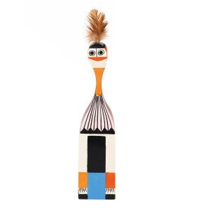 Wooden Dolls No. 1 Pop