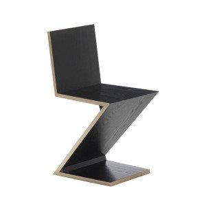 Zig-Zag Stoel