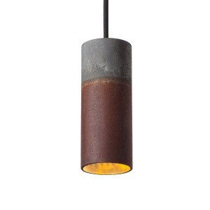 Graypants Roest Vertical Hanglamp