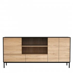 Ethnicraft Blackbird Dressoir