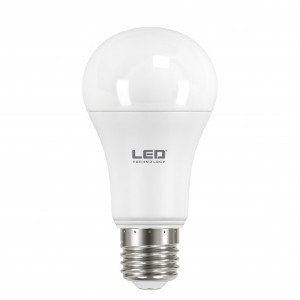 LED E27 Lichtbron 8W Dimbaar