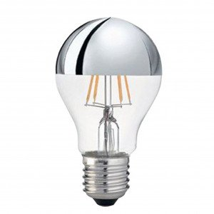 LED E27 Kopspiegel Lichtbron 8W Dimbaar