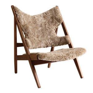 Menu Knitting Loungestoel