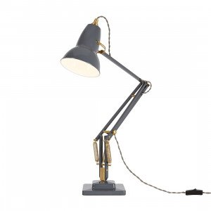 Anglepoise Original 1227 Brass Bureaulamp