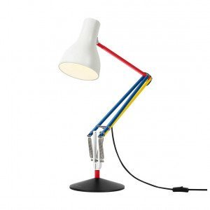 Anglepoise Type 75 Paul Smith Edition Three Bureaulamp