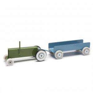 Magis ArcheToys Tractor & Wagon