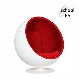 Vitra Ball Chair Miniatuur
